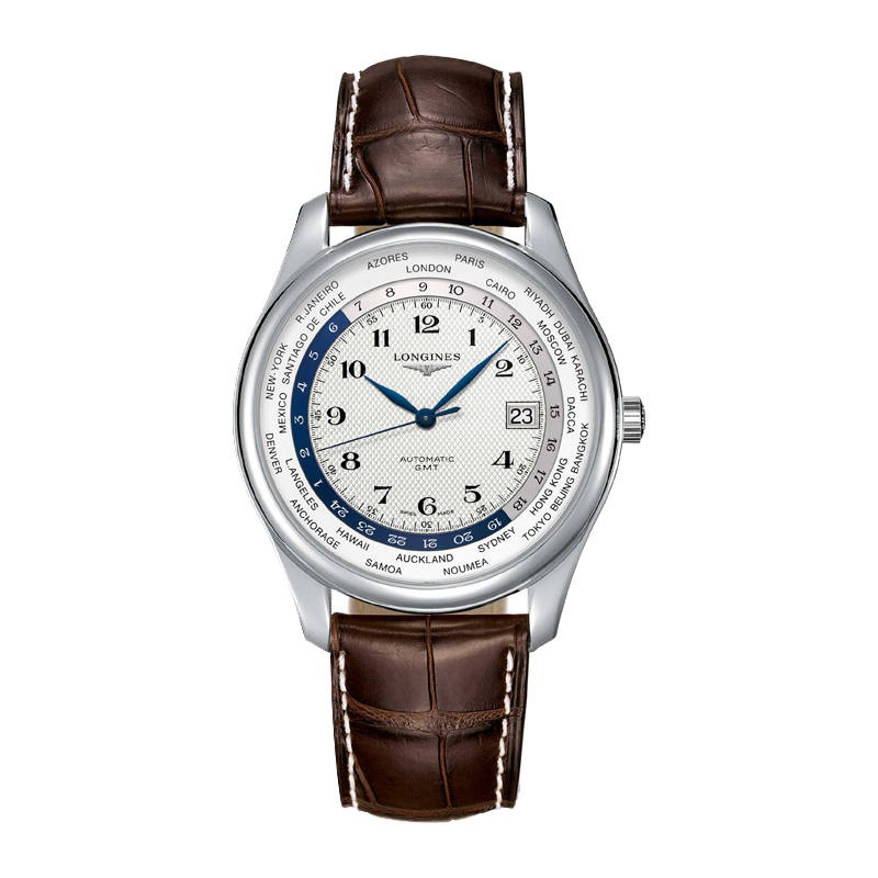 Longines Master Automatic Gmt L2 802 4 70 3