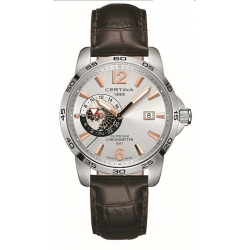 Certina - DS Podium GMT - C034.455.16.037.01