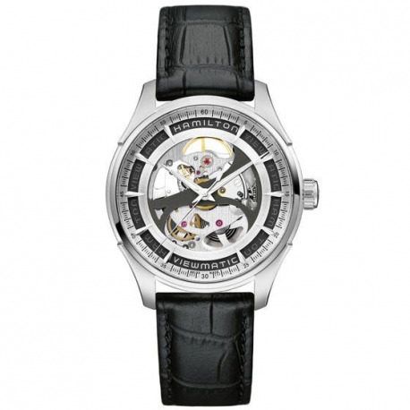 Hamilton - Jazzmaster Viewmatic Skeleton - H42555751
