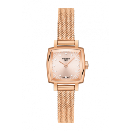 Tissot - Lovely Square - T058.109.33.456.00