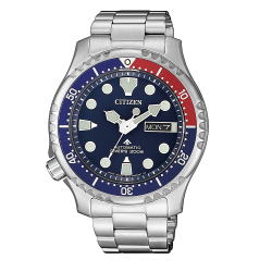 Citizen - Automatic Stainless Steel - NY0086-83L