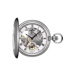 Tissot - Bridge Mechanical Skeleton - T859.405.19.273.00