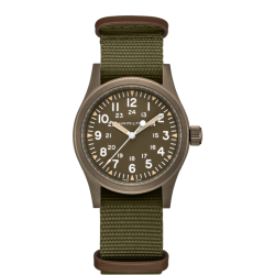 Hamilton - Khaki Field Mechanical - H69449961